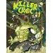 Art Group Suicide Squad - Killer Croc Comic Vintage Advertisement Canvas Wall Art