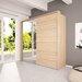 Nolte Möbel Schwebetürenschrank Attraction, 180 cm B