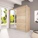 Nolte Möbel Schwebetürenschrank Attraction, 200 cm B