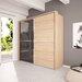 Nolte Möbel Schwebetürenschrank Attraction, 240 cm B