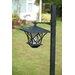 Gablemere Solar 2 Light 154cm Post Lantern Set