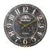 Juliana Impressions Hometime 30cm Rustic Wall Clock