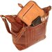 """Floto Imports Tack 16"""" Leather Travel Duffel"""