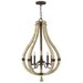 Hinkley Middlefield 5 Light Candle Chandelier