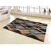 Husain International Comfort Hand-Tufted Multi-Coloured Area Rug