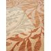 Husain International Medley Hand-Knotted Beige/Brown Area Rug