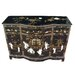 Grand International Decor Mother Of Pearl 4 Door 3 Drawer Sideboard