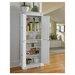 "Home Styles Americana 72"" Kitchen Pantry"
