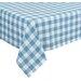 Xia Home Fashions Gingham Check Tablecloth