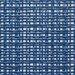 Blue Abstract Batyline