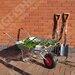 Kingfisher Galvanised Wheelbarrow