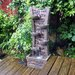 Kingfisher Wall and Bowl Cascading Water Fountain with Light