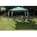 Kingfisher Pop Up Gazebo Party Tent