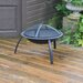 Kingfisher Steel Fire Pit