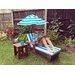 Kingfisher Childrens Sun Lounger Set