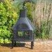 Kingfisher Steel Wood Pagoda