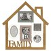 Innova Madeira Family Home 5 Opening Picture Frame