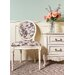 Derry's Louis Floral Dining Chair
