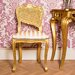 Derry's Gilt Dining Chair