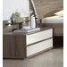 Wiemann Nachttisch-Set Loft mit 2 Schubladen