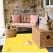 Green Decore Arabian Nights Yellow Indoor/Outdoor Area Rug