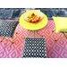Green Decore Nirvana Pink Indoor/Outdoor Area Rug