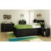 South Shore Lazer Full Captain Bed with Storage