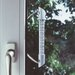 Green Wash Window Thermometer