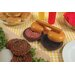 Charcoal Companion Double Hamburger Patty Press