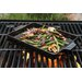Charcoal Companion Flame-Friendly™ Ceramic barbecuing Pan