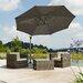 Schneider Schirme 3,5 m x 4,15 m Sonnenschirm Barbados