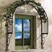 Design Toscano Garden Division Thornbury Garden Window Trellis