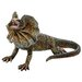 Design Toscano Statue Frilled Necked Lizard