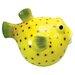 Design Toscano Statue Plump Pufferfish