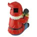 Design Toscano Statue Flashlight Freddie Solar Gnome