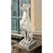 Design Toscano Statue Art Deco Whippet Sentinal