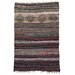 Ian Snow Hand-Woven Multi-Coloured Area Rug