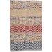 Ian Snow Hand-Woven Multi-Coloured Area Rug