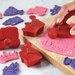 Cake Boss 4 Piece Princess Fondant Press Set