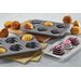 Cake Boss Non-Stick 37.8 cm Stacked Circle Carbon Steel Cakelette Pan