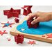 Cake Boss 5 Piece Stars Fondant Cutters Set