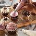 Cake Boss 6 Piece Traditional Cupcake Decorating Tip Set