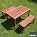 Summer Terrace Helsinki Picnic Bench Set