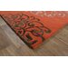 Asiatic Carpets Ltd. Matrix Hand-Woven Terracotta Area Rug