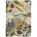 Asiatic Carpets Ltd. Boca Hand-Woven Yellow Area Rug