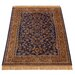 Barefoot Artsilk Rugs Afghan Ziegler Hand-Woven Brown Area Rug