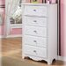 Signature Design by Ashley Lydia 5 Drawer Chest
