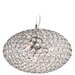 Firstlight OVAL 4 Light Globe Pendant