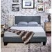 Maxwell Upholstered Panel Bed
