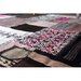 Happy Friday Patchwork Hand-Woven Multi-Coloured Area Rug